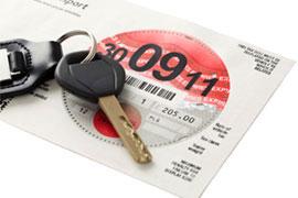 new car tax disc rules