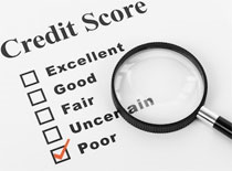 what is bad credit