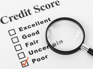 guarantor loans bad credit